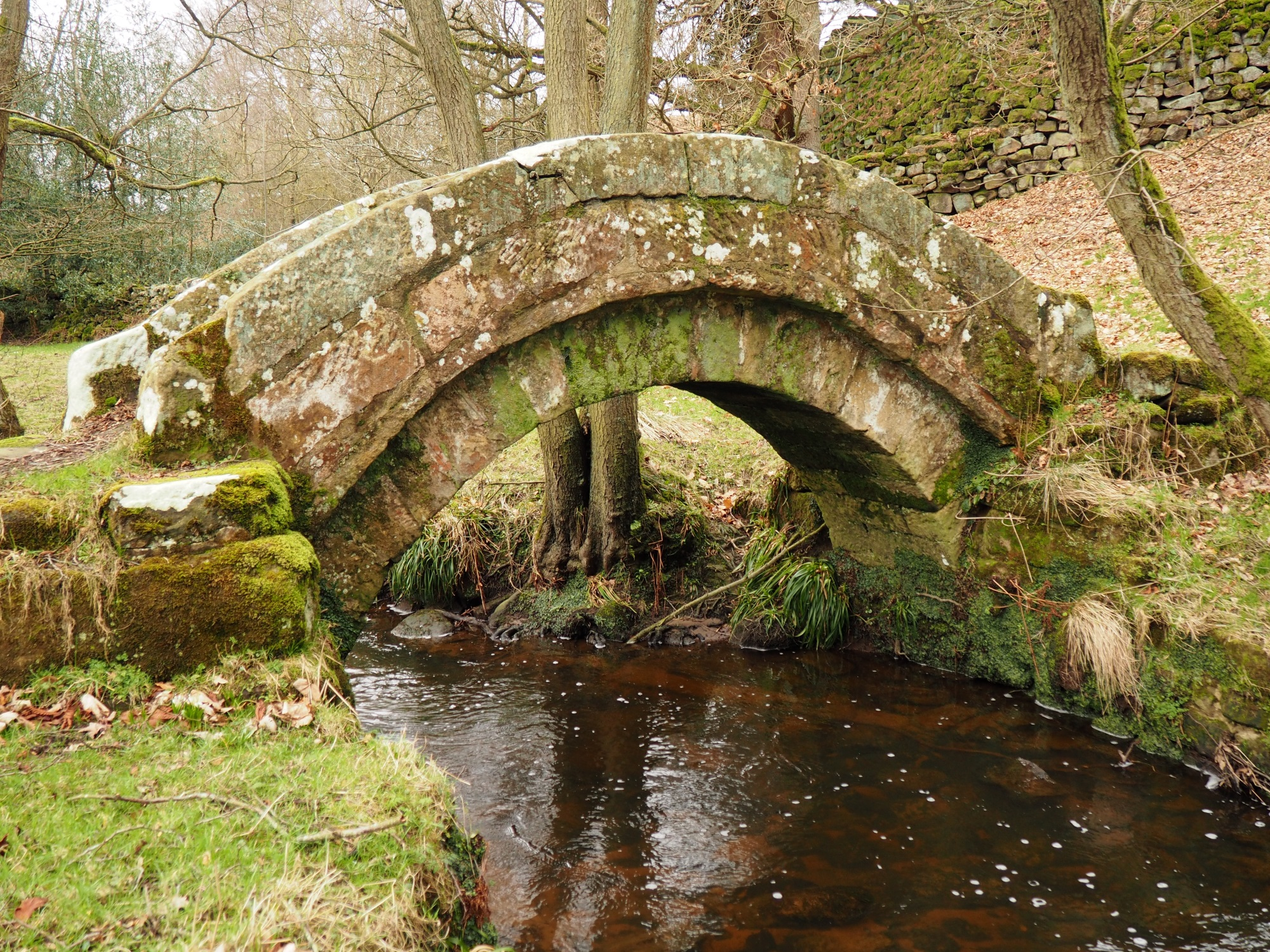 Packhorse Bridge, Thornthwaite