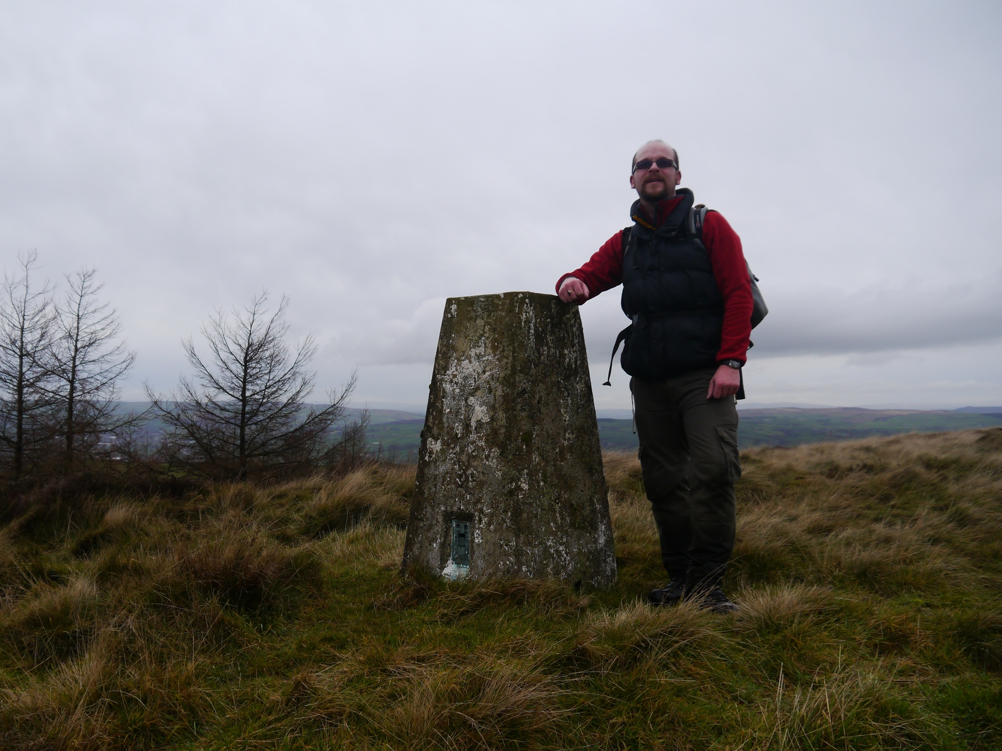 Rivock Edge Trig Point