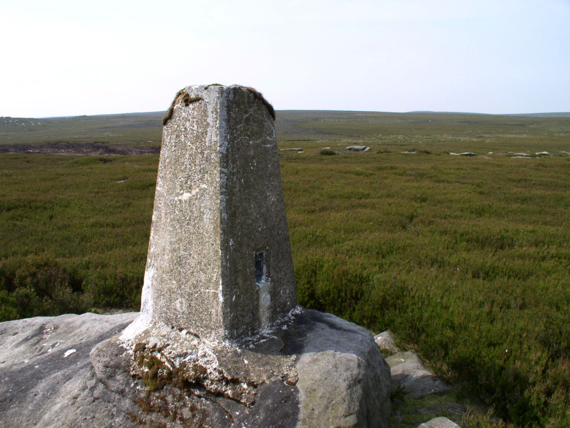 Sandy Hill Trig Point