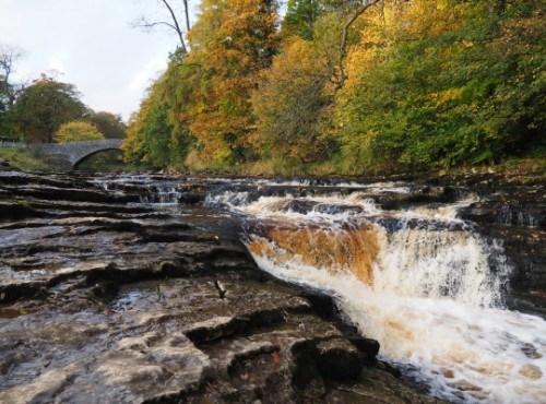 Stainforth Force and Stainforth Bridge