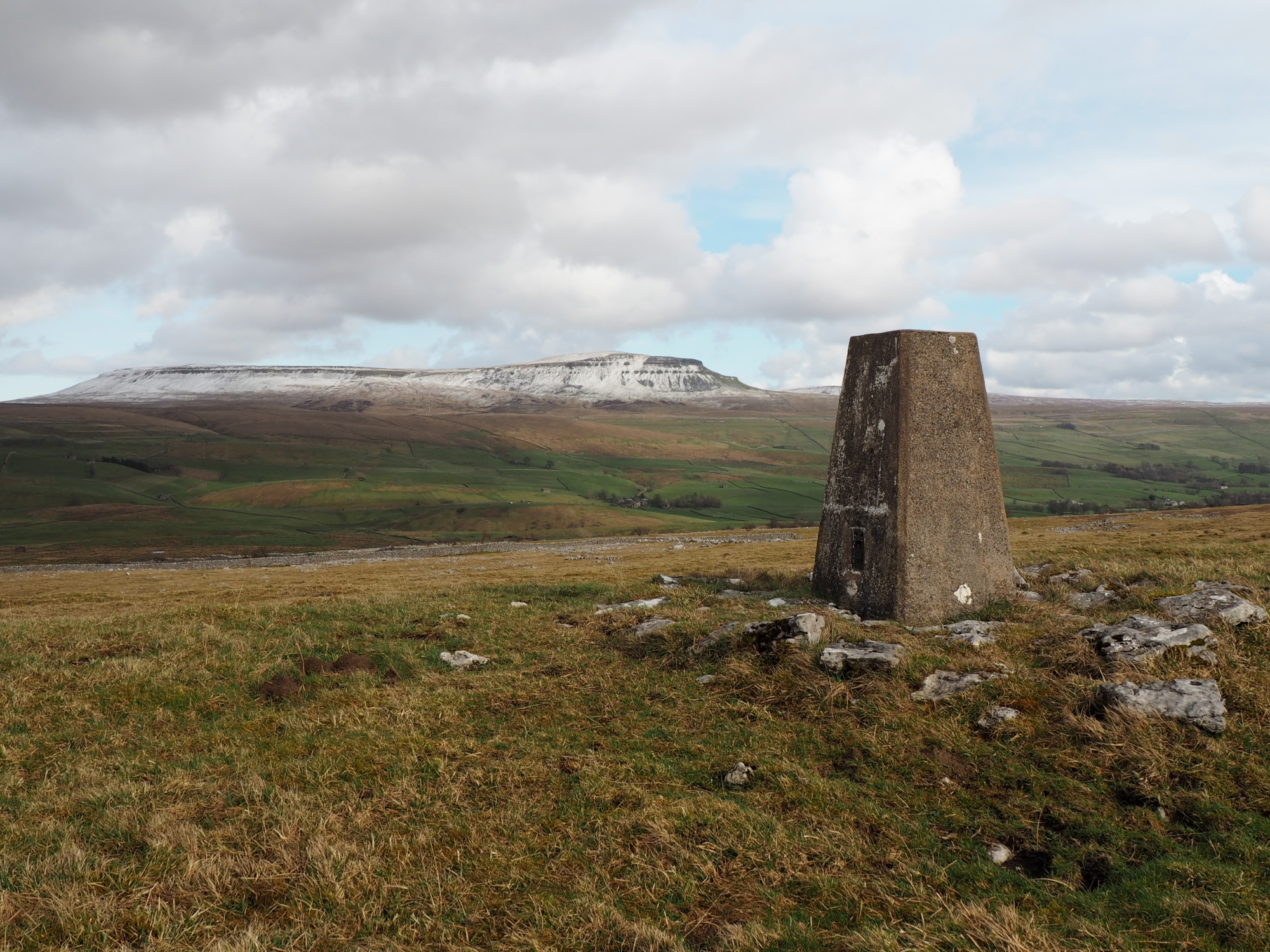 Sulber Trig Point