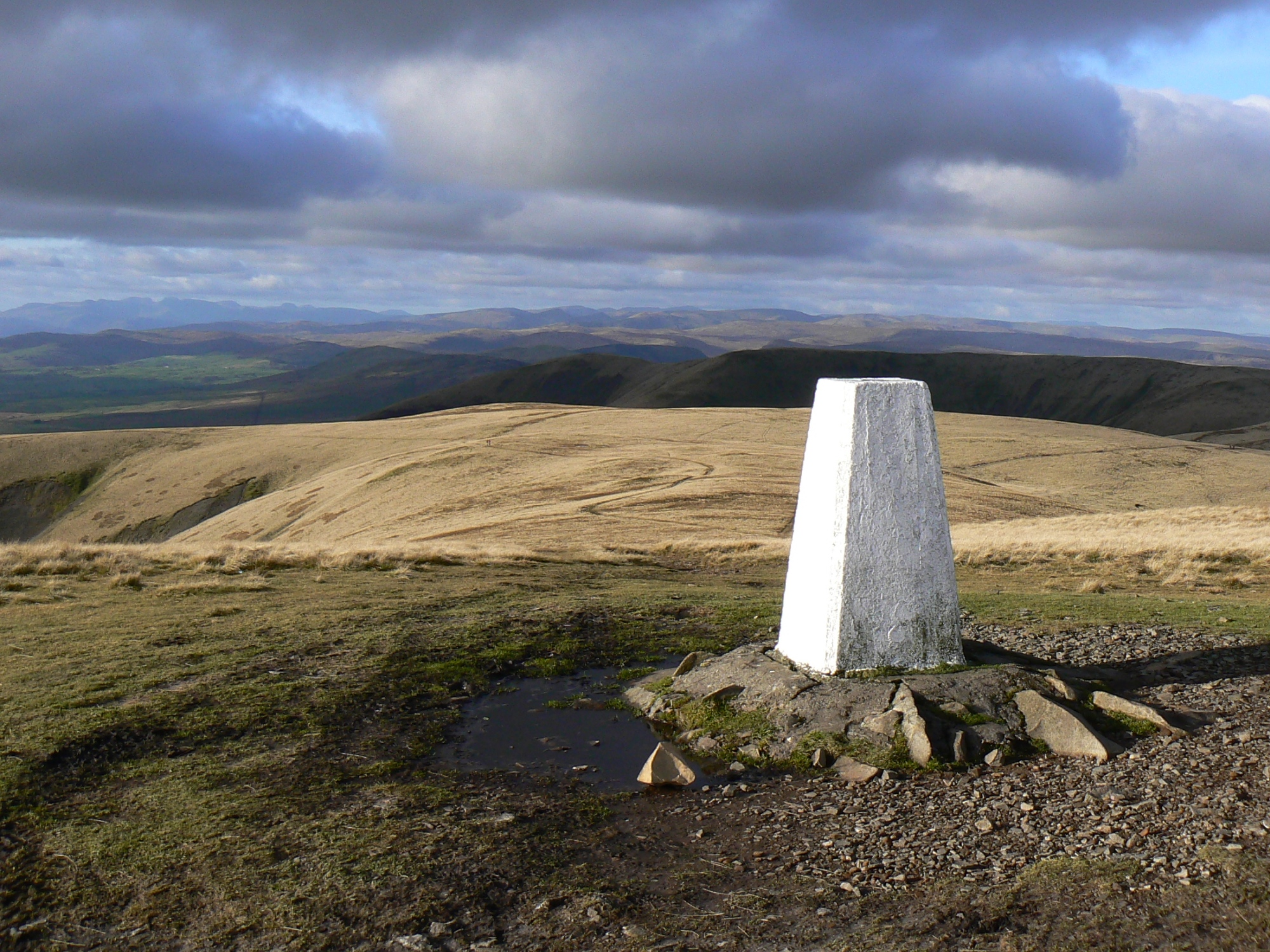 The Calf Trig Point