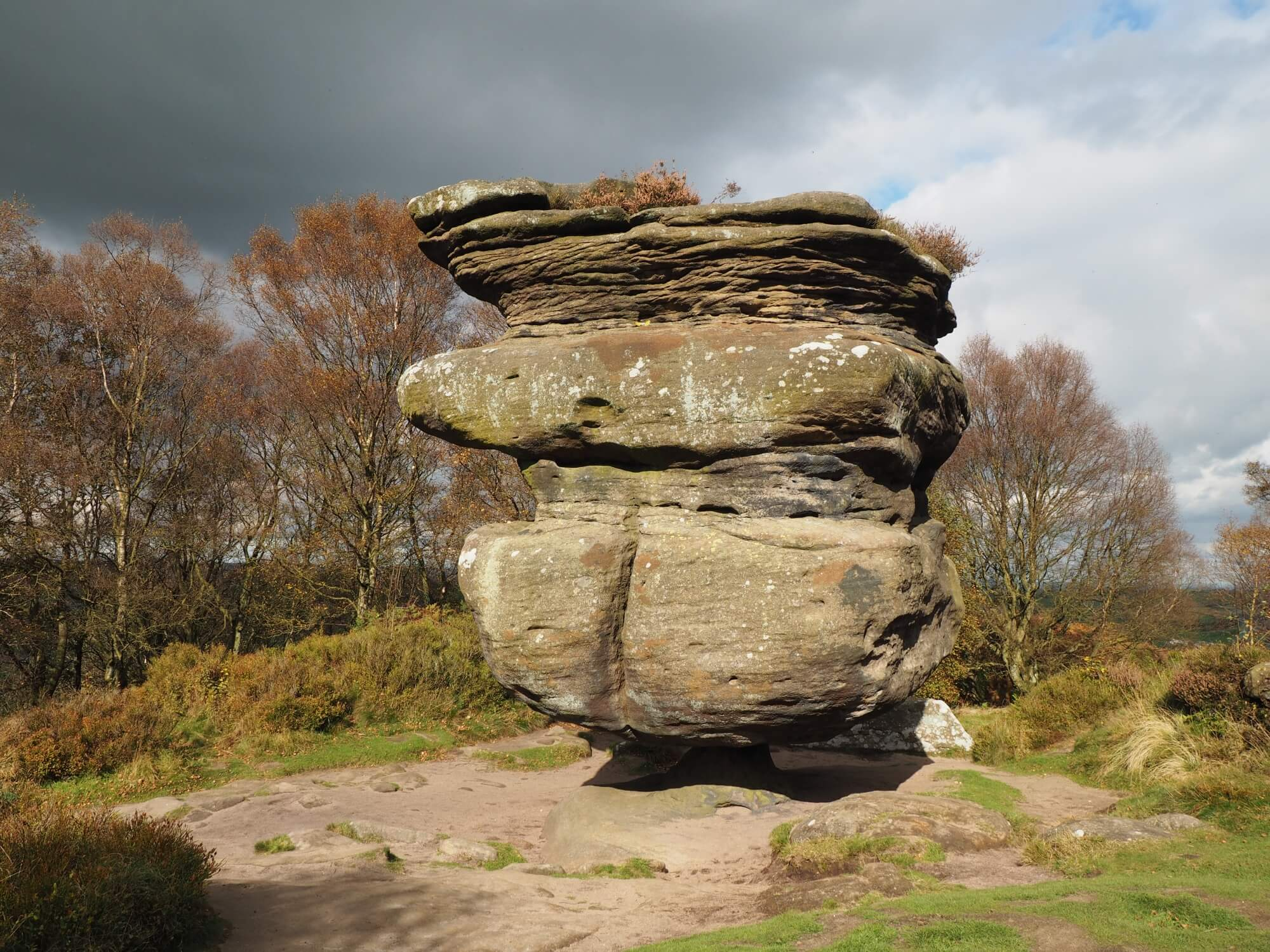 The Idol, Brimham Rocks