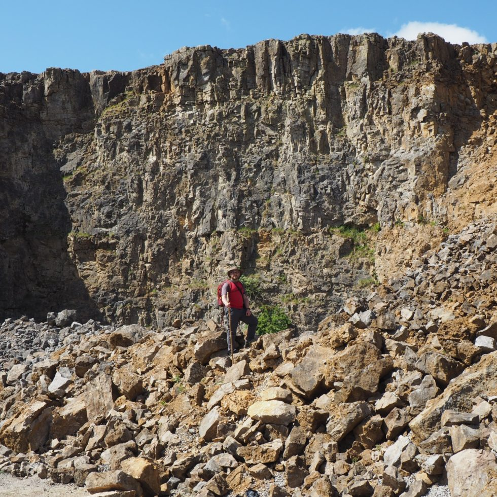 Threshfield Quarry