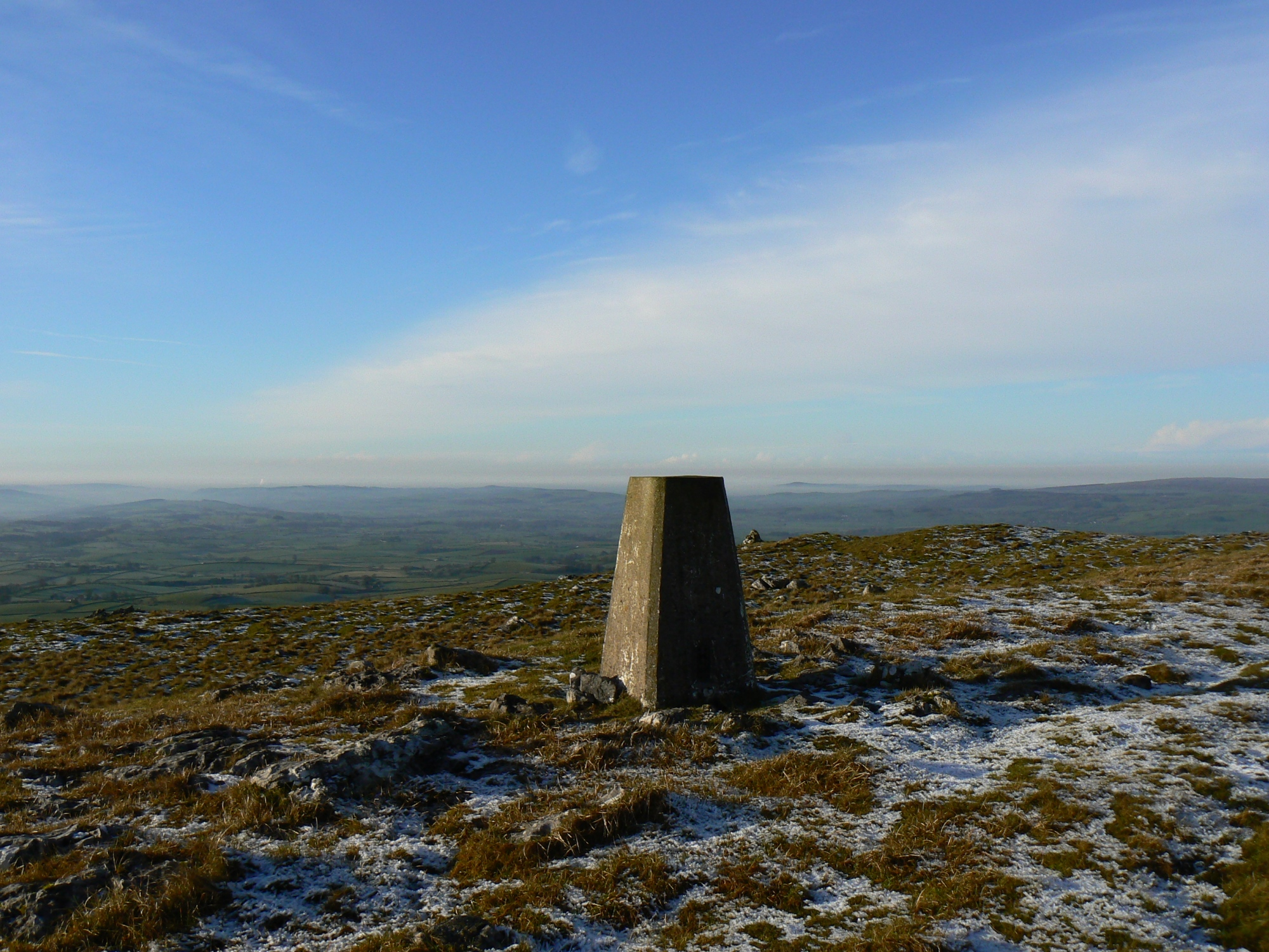 Tow Scar Trig Point