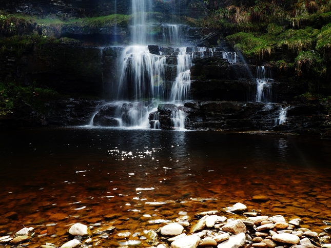 The foot of Uldale Force
