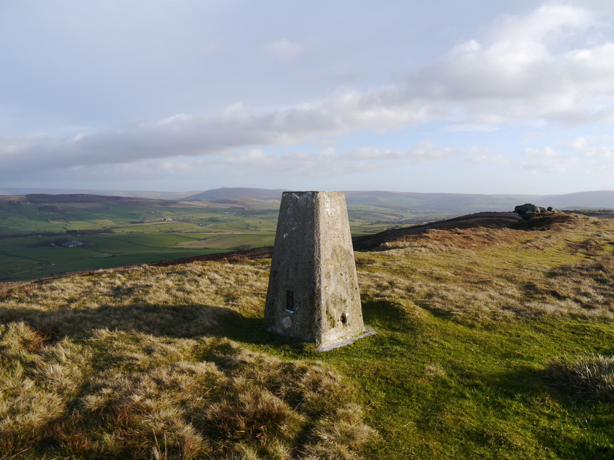 Vicars Allotment Trig Point