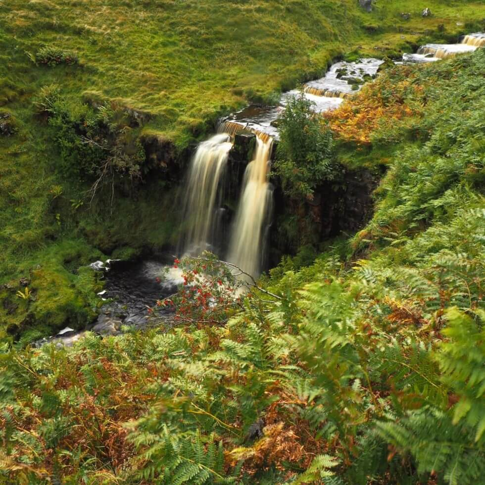 Waterfall in Back Gill