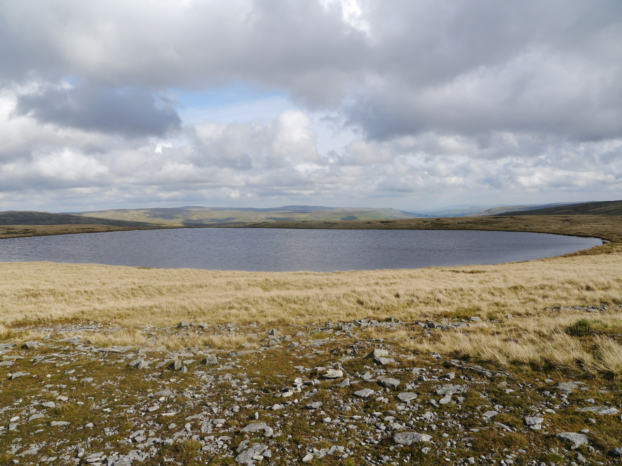 West Baugh Fell Tarn