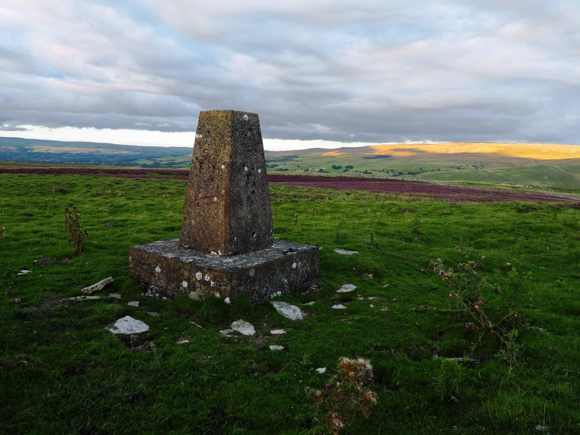 Windy Hill Trig Point