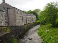 Airton Mill from Airton Bridge