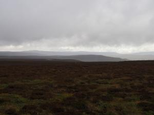 A distant Great Shunner Fell