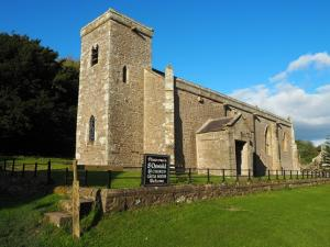 St Oswald's Church, Castle Bolton