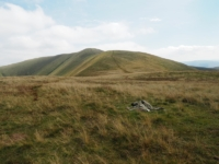 Arant Haw from  the tiny cairn on Nab
