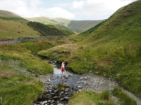 Crossing Crosdale Beck