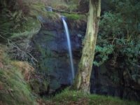 The top section of Arnagill Spout