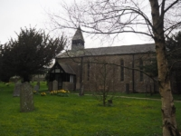 St John the Evangelist's Church, Cowgill