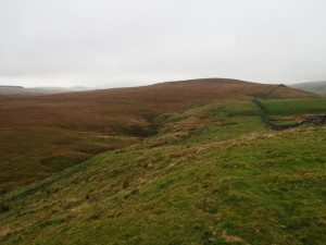 Approaching Black Hill