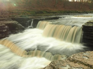 Aysgarth Falls - Low Force