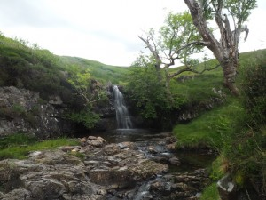 Another waterfall on Blind Beck