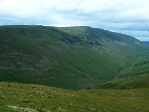 Castle Knott, Calf Top and Barbondale