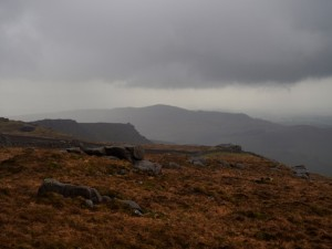 Rylstone Edge and Flasby Fell