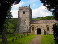 The Church of St Oswald, Arncliffe