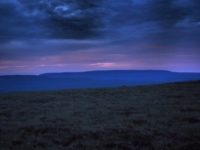 Rosy fingered dawn over Great Whernside