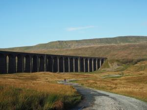 The Ribblehead Viaduct and Whernside