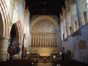 Inside the Priory Church