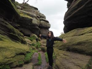 Exploring the Druid's Castle Rocks