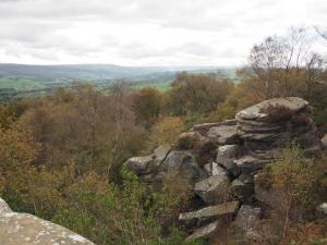 View of Nidderdale from Surprise View