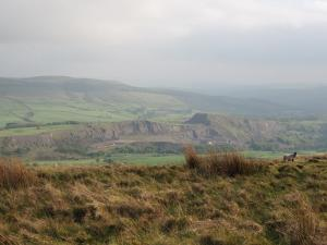 Skipton Moor and Skipton Quarry