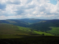 Another view of Waldendale and Buckden Pike