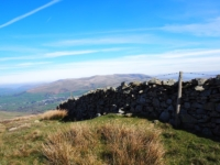 The highest point on Brown Knott