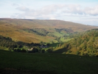 A view of Langstrothdale