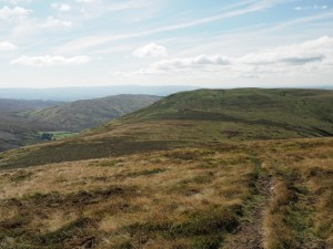 Heading to Castle Knott