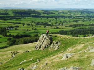 On Devil's Crag