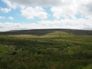 Cam Rakes and the Pennine watershed