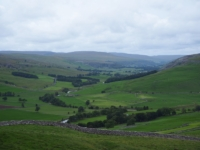 Littondale from Conistone Pie