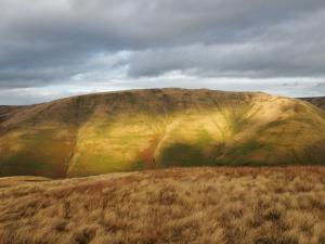 Sunshine on Uldale Head