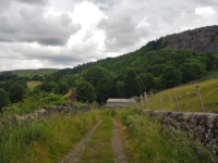 Another view of Stainforth Scar