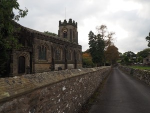 St Peter's Church in Stainforth