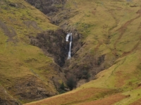 Looking towards the middle section of Cautley Spout