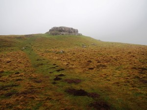 No views from Conistone Pie today