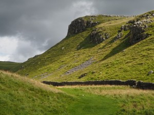 Bull Scar above Conistone Dib
