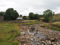 The birth of the Wharfe at Beckermonds
