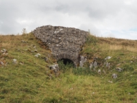 A limekiln outside Beckermonds