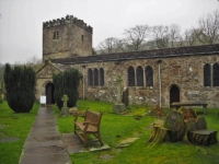 St Michael and All Angels Church, Hubberholme