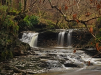 Another nice little waterfall in Cray Gill
